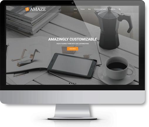 i-amaze-screen